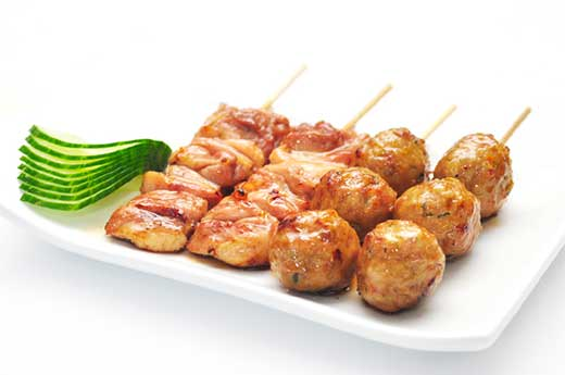 B1 MENU BROCHETTES