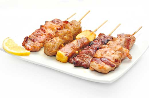 B3 MENU BROCHETTES